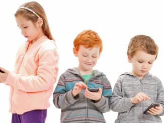 children mobile phones