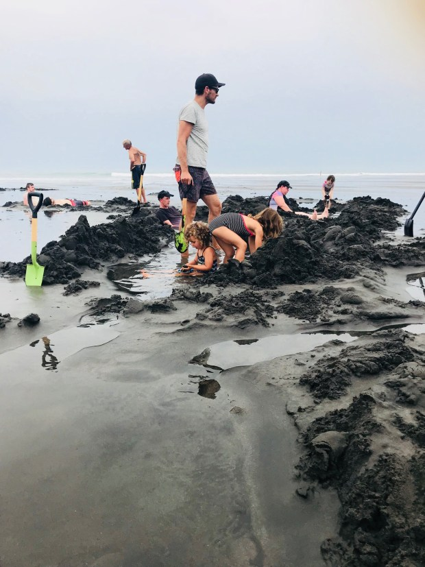 Te Puia Beach - Nordinsel