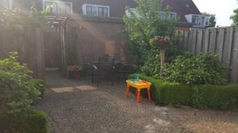 onze tuin is klein maar fijn