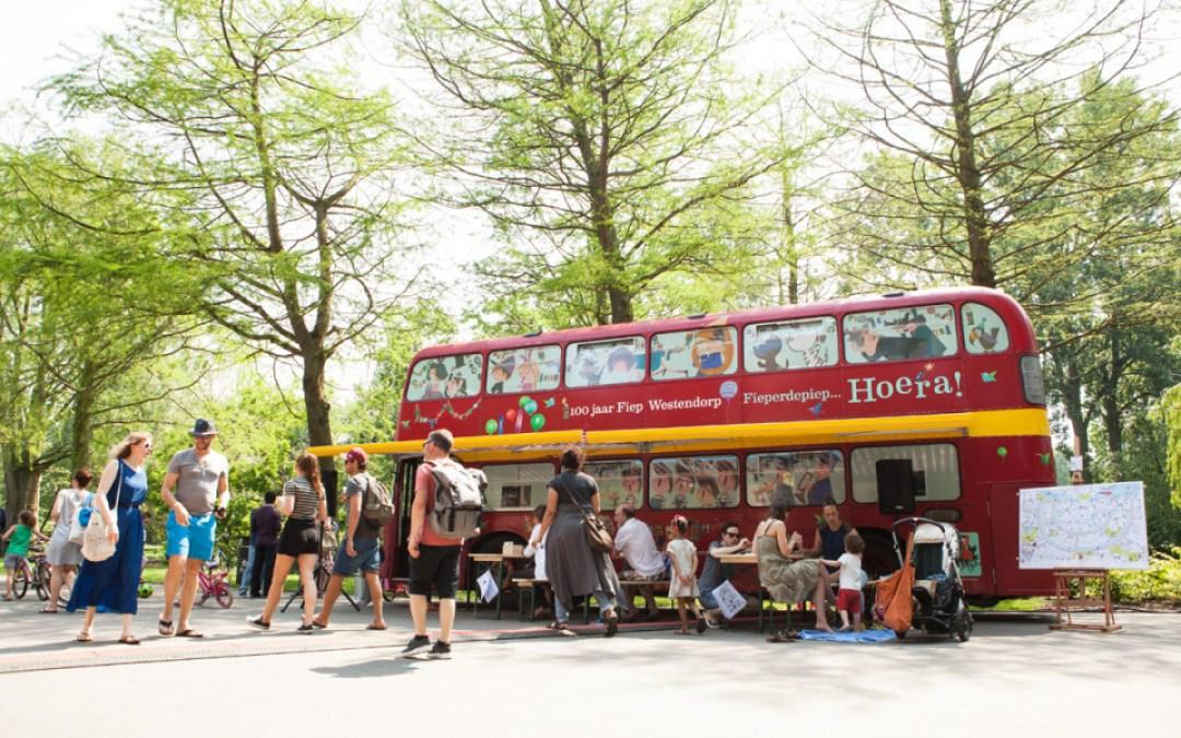 De feestelijke Fiep bus en andere leuke uitjes voor kinderen