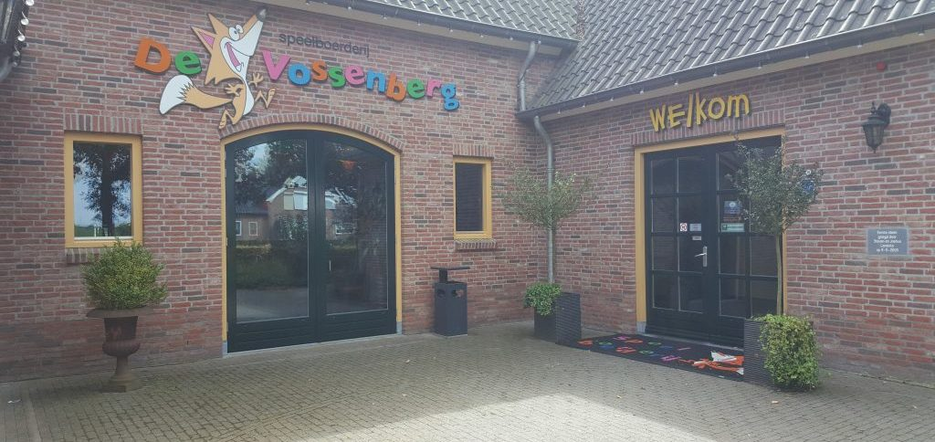 review speelboerderij de vossenberg