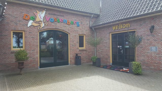 review speelboerderij vossenberg