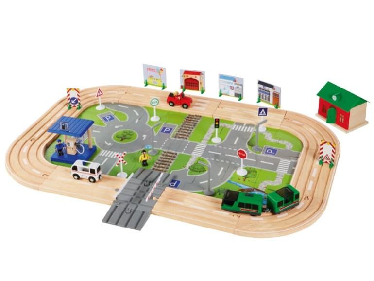 houten autobaan