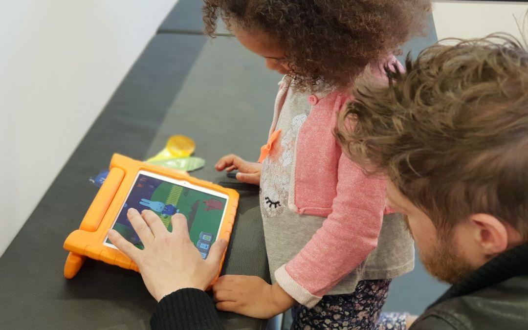 Maak kennis met digitale prentenboeken | Media Ukkie Dagen activiteit