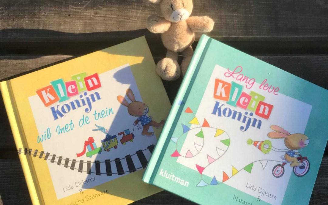De boekjes van Klein Konijn; favoriet bij mijn peuter