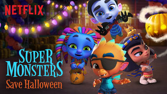 halloweenfilm voor kinderen Super Monsters Save Halloween