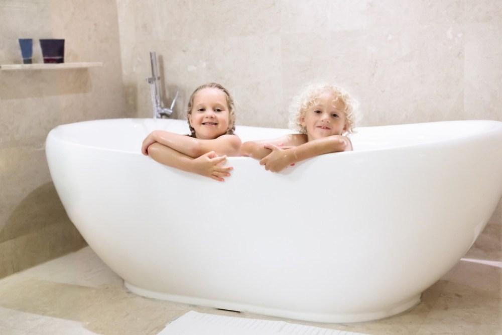 5 tips voor een kindvriendelijke badkamer
