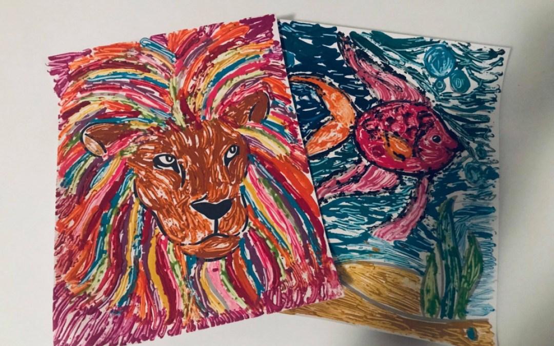 Ervaring met Crayola Crayon Pen