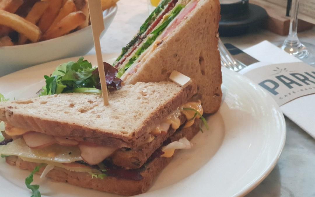 Een romantische lunch bij PARK Café-Restaurant