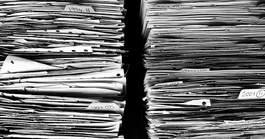 5 tips om minder papier te gebruiken