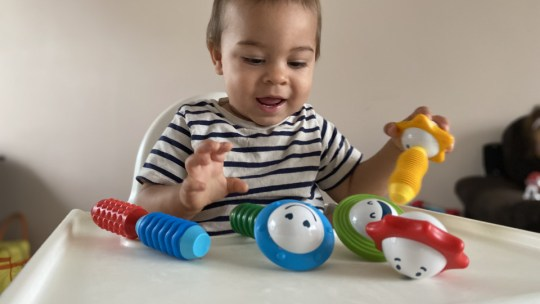 { Review} | SmartMax My First - Sounds & Senses