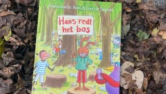 Haas redt het bos - Recensie
