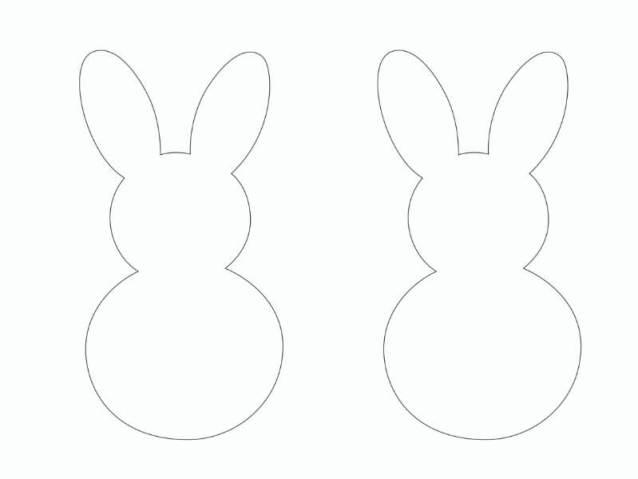 konijnen paasslinger