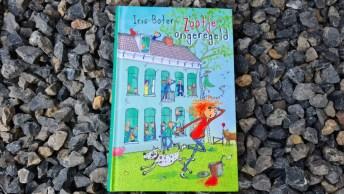 Zootje ongeregeld is een boek van schrijver en illustrator Iris Boter. Als illustrator kennen we haar werk van de Juf Braaksel serie.