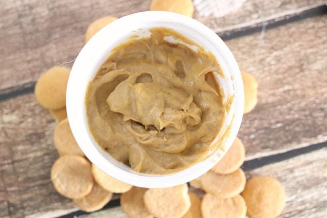 Pumpkin Spiced Butterscotch Pudding Cups