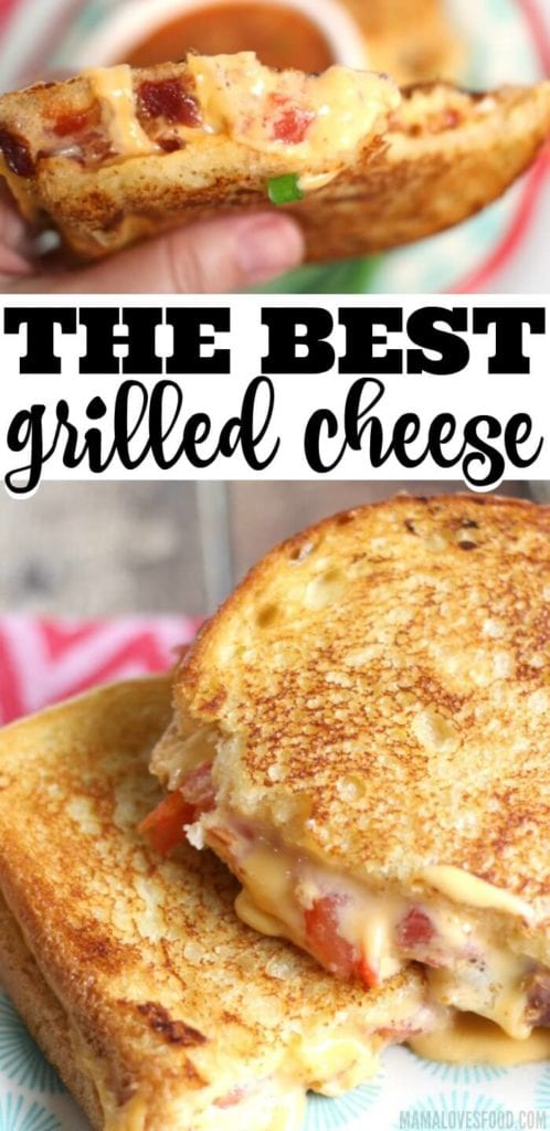 GOURMET GRILLED CHEESE