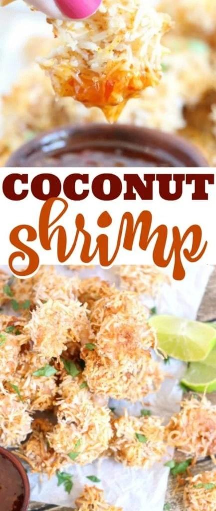 COCONUT SHRIMP EASY RECIPE