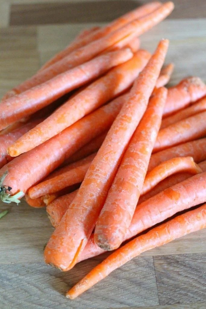 savory carrot recipes