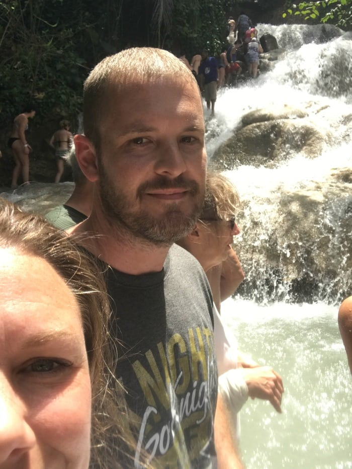 when is the best time to visit dunn's river falls in jamaica