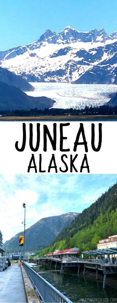 JUNEAU AK CRUISE