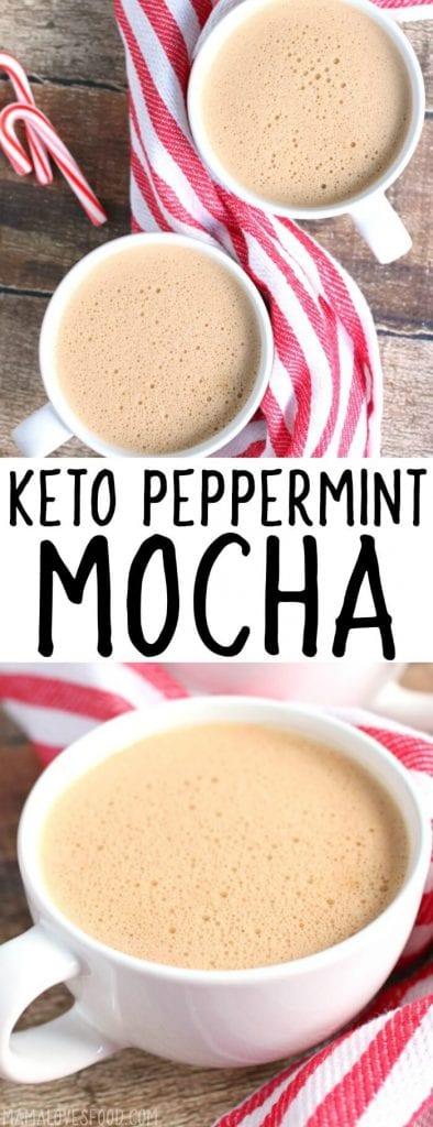 PEPPERMINT MOCHA KETO