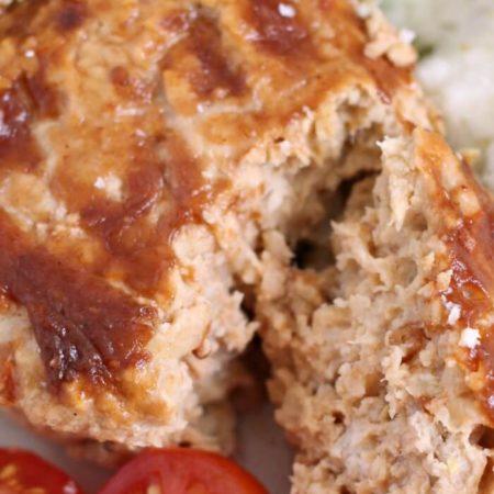 easy moist turkey meatloaf