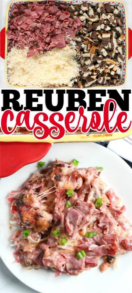 REUBEN CASSEROLE RECIPE