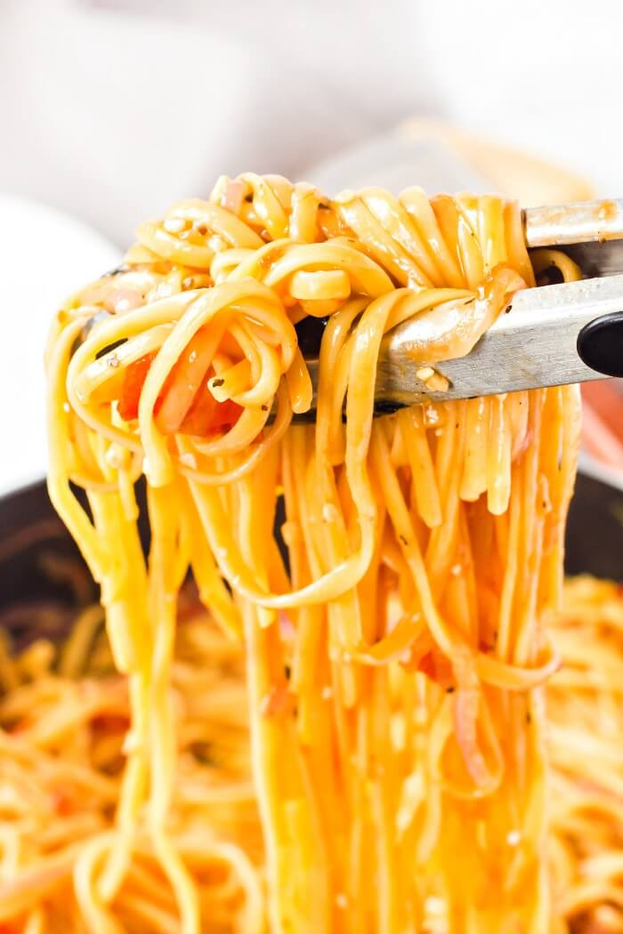 ONE POT MEAL PASTA