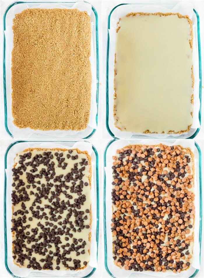 HOW TO MAKE 7 LAYER BARS