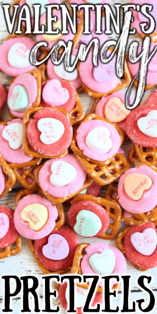 EASY HOMEMADE VALENTINES PRETZELS