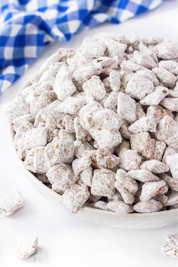 PUPPY CHOW RECIPE CHEX