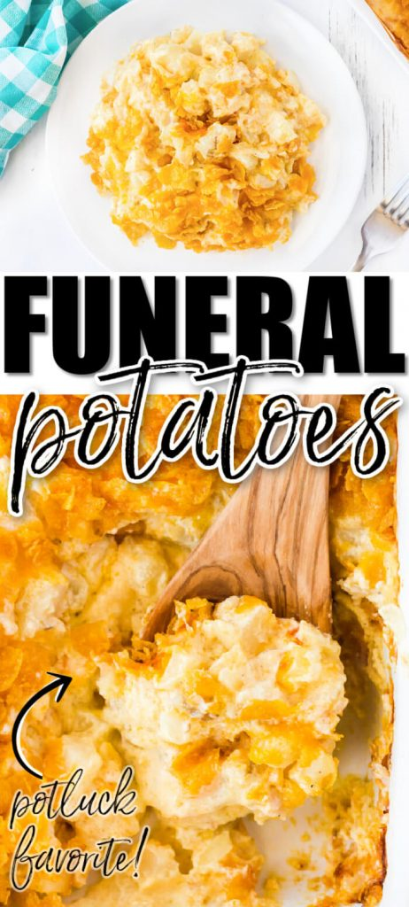 BEST FUNERAL POTATOES RECIPE