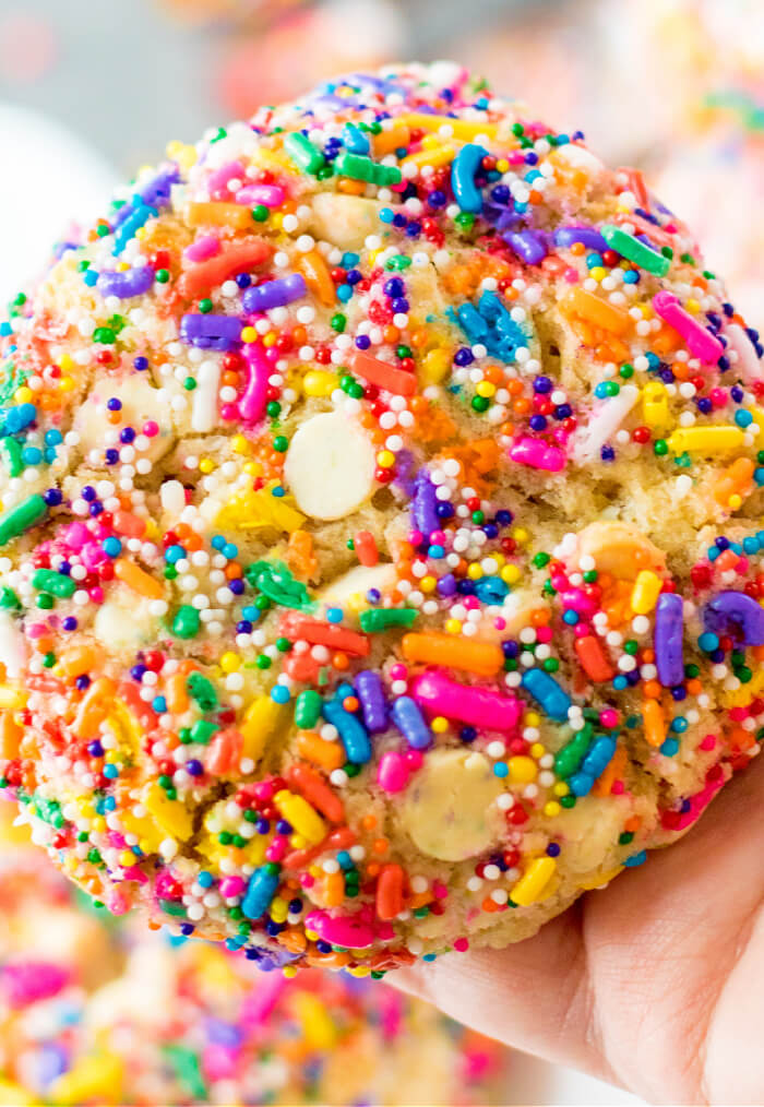 BEST SPRINKLE COOKIES RECIPE