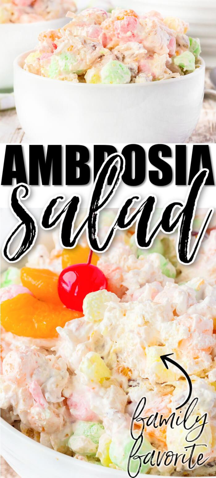 EASY AMBROSIA SALAD