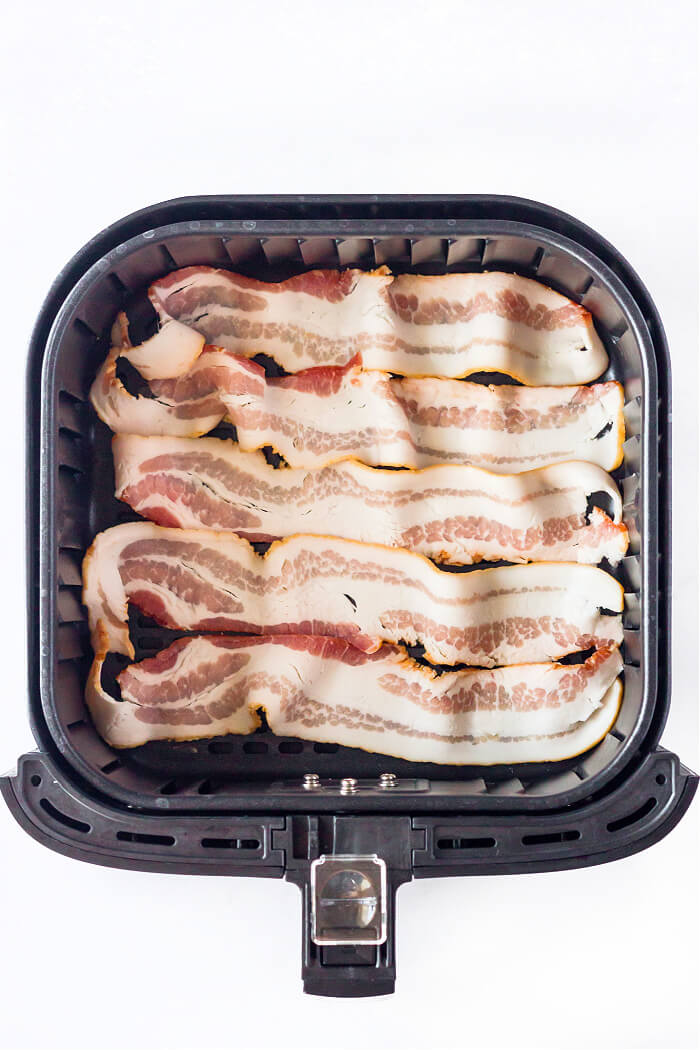 BACON IN THE AIR FRYER