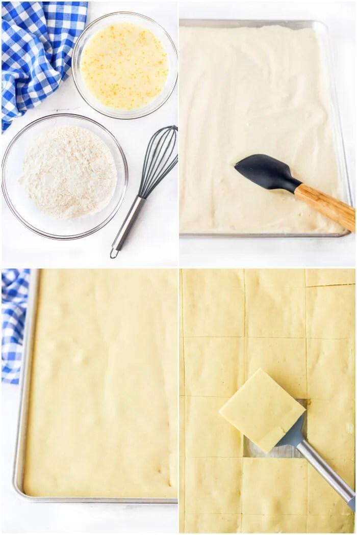 HOW TO MAKE SHEET PAN PANCAKES