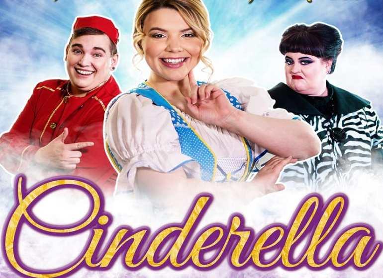 WATCH Cinderella Live virtual production