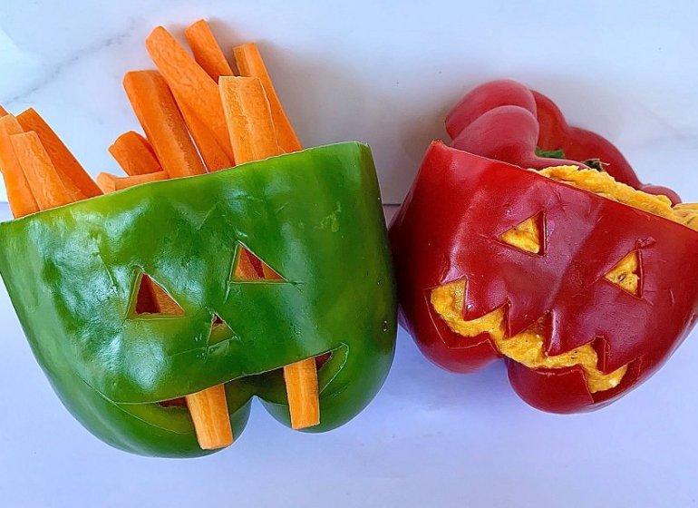 Fodmap-friendly healthy Halloween treats