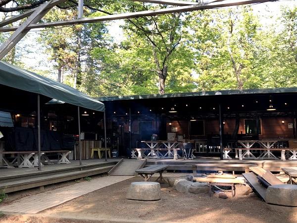 フォンテーヌの森キャンプ場の過ごし方