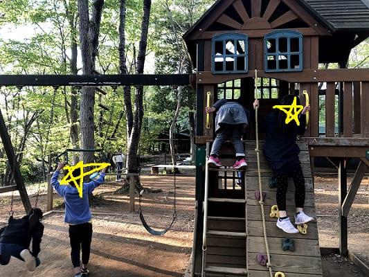 フォンテーヌの森キャンプ場