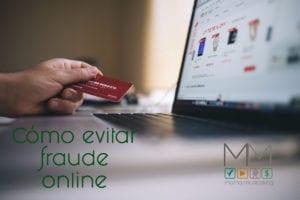 como evitar fraude online