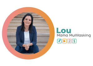 Lou Mama Multitasking