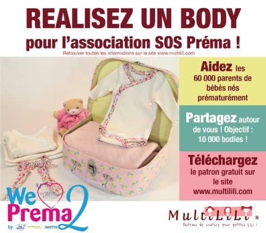Patron body Multilili
