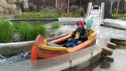Hydrolix dans la Forêt d'Idefix au Parc Astérix