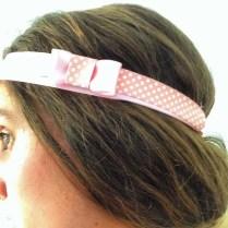 Ma feel Box headband à l'honneur!