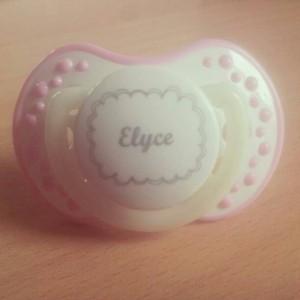 Jour #14 : Elyce, porte-clés personnalisé