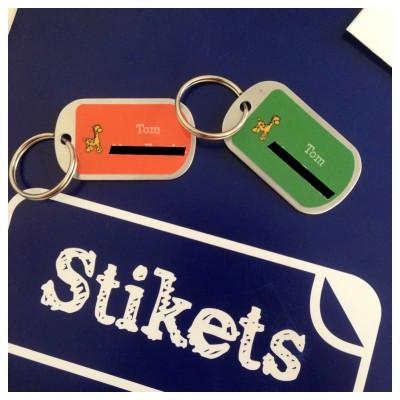 Organiser ses affaires avec Stikets
