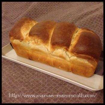 pain de mie extra moelleux, méthode asiatique