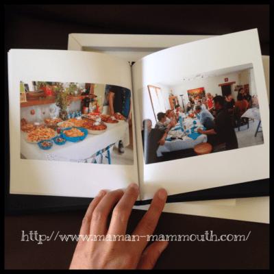 Un livre photo en quelques clics avec Imprify