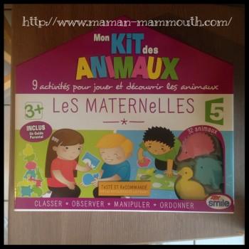 Abysmile, Mon kit des animaux